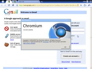 Chromium OS en acción